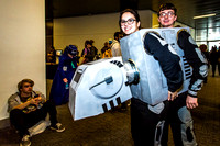 Dallas Comic Con: Sci-Fi Expo 2014 © Ed Steele